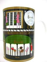 Harrods of London Windsor Elevators 10 oz Bone China Mug - $29.69