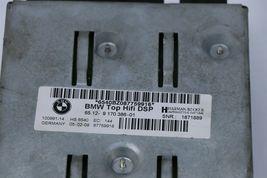 BMW E64 TOP Hifi Harman Becker Audio Amplifier Amp 65.12-9170386 image 5