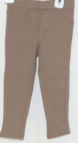 Simply Noelle Curtsy Couture Coffee Color Size Two T Stretch