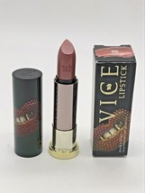 Urban Decay Rebel Metallized Vice Lipstick New in Box - $17.28