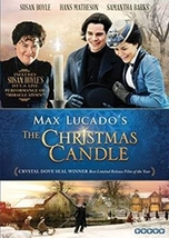 THE CHRISTMAS CANDLE - DVD