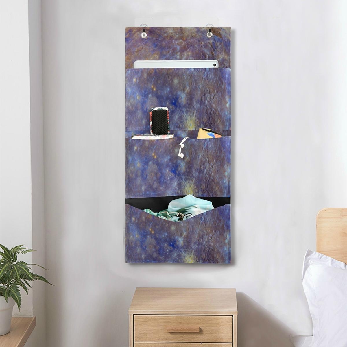 Door Wall Mount Hanging Organizer Beautiful Magical Magic Lotus Kitchen Wall Han - $29.99