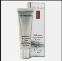 Elizabeth Arden Millenium Eye Renewal Cream Moisture Dryness Fine Lines ... - $17.97