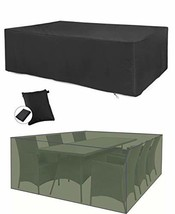 CDGroup Heavy Duty Extra Large Outdoor Protective Garden Furniture Cover... - $58.33