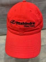 MAHINDRA Tractors Adjustable Adult Cap Hat - $12.86