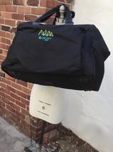 DELSEY PARIS black BIG Duffle Bag large Travel Nylon Carry On - $645,23 MXN