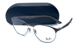 Ray-Ban Unisex Brown Metal Bronze Glasses with case RB 6365 2531 53mm - $139.99