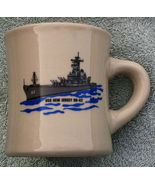 Battleship NJ souvenir coffee cup - $25.00