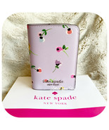 NWT KATE SPADE CAMERON WILDFLOWER DITSY PASSPORT HOLDER CASE WALLET IN M... - $44.43