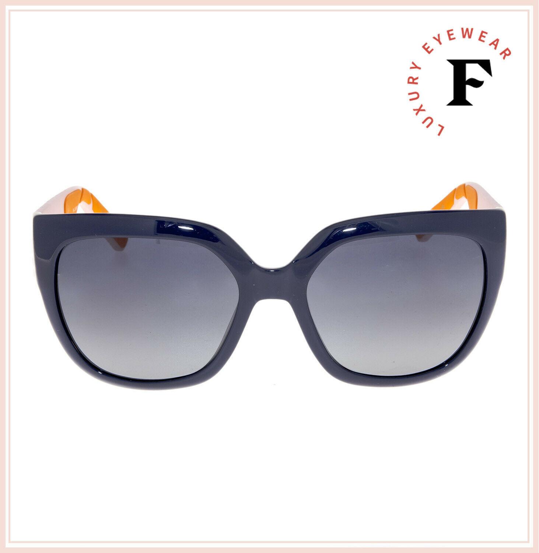 CHRISTIAN DIOR MyDior 3R Square Blue Pink Orange Rubber Cannage Print Sunglasses
