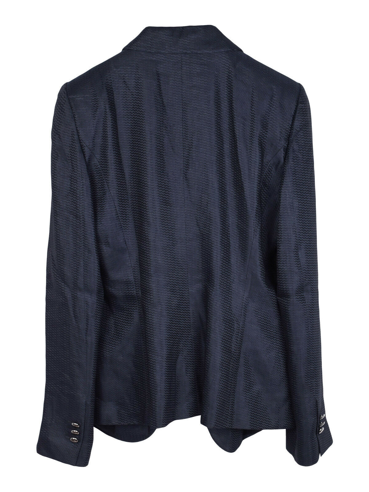 Giorgio Armani silk blend single breasted jacket