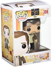 Funko Pop TV: Walking Dead Season 5 Rick Grimes Action Figure - $22.99