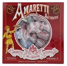 Amaretti Del Chiostro, Amaretti Di Saronno Crunchy Italian Cookies, 5.3 ... - $15.67
