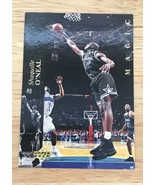 1994 Upper Deck Special Edition Basketball Shaquille O'Neal #32 Magic HOF - $0.98