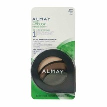 Almay Intense i-Color Evening Smoky, Greens. - $7.91