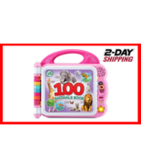 100 Animals Book Learning Tool Educational Toys Gift for Toddlers,Kids,Baby,Girl - $28.99