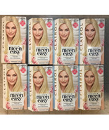 8x Clairol Nice'n Easy Permanent Hair Color, SB2 Ultra Light Cool Summer... - $80.40