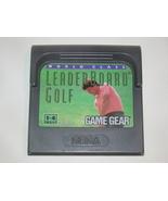 SEGA GAME GEAR - WORLD CLASS LEADER BOARD GOLF (Game Only) - $18.00