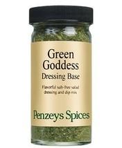 Green Goddess By Penzeys Spices 1.4 oz 1/2 cup jar - £16.92 GBP
