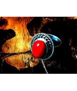 Blood Moon XIII Vampire Coven - Sanguinal Ring of Panglossian Inamoratyc - $211.00