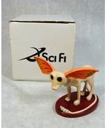 SCI FI CHANNEL 2004 SDCC ALIEN DOG MASCOT PROMO FIGURINE NEW - $19.79