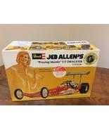 Revell 1975 JEB ALLEN PRAYING MANTIS DRAGSTER VINTAGE 1/25 MODEL CAR MOU... - $39.95