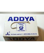 ADDYA Big Game Fishing Hooks Closed Eye Needle Point 8/0 100 Pack - $26.95