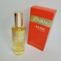 Jovan Musk by Coty For Women Cologne Concentrate Spray 3.25 oz  New in Box - $19.65