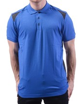 NEW HUGO BOSS MEN'S GREEN TAG N-PARSOX SPORT POLO SHIRT T-SHIRT BLUE 50297261