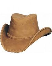 Bullhide SYDNEY Women's Leather Cowboy Hat Size M, L, XL - $75.00