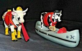 Westland Giftware Cow Parade (2) AA20-7288 Vintage