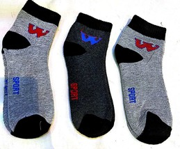 3 Pair Ankle Length Women Socks For Winters Specially - $7.02