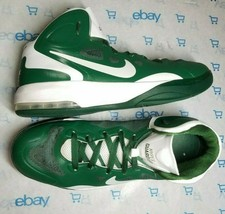 Nike Max Air Hyper Guard Up Green White Basketball Shoes (530954-104) Si... - $46.72