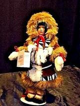 Paradise Galleries Eskimo Doll AB 550 Vintage