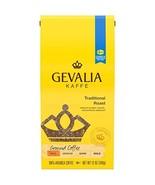 GEVALIA Traditional Roast Coffee, Mild, Ground, 12 Ounce - $13.25