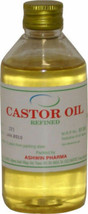 2 Bottles Ashwin Castor Oil Refined 100ml 3.5 Fl oz - $10.00