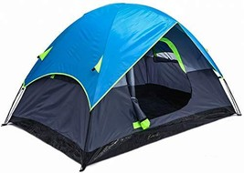 Kidodo 1-2 Person Outdoor Camping Tent Easy up Beach Tent Sun Shelter Do... - $64.05