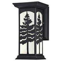 Westinghouse Lighting 6358500 Glenwillow One-Light LED, Textured Black Finish wi - $110.12
