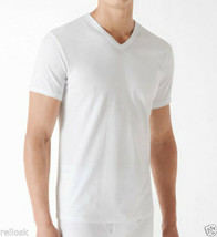 3 CALVIN KLEIN MEN'S 100% COTTON T-SHIRTS WHITE OR BLACK SIZES: S M L XL... - $37.50