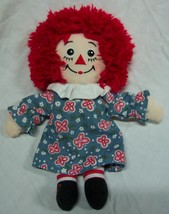"Applause CUTE RAGGEDY ANN 9"" Plush STUFFED DOLL Toy - $16.34"