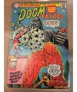 Doom Patrol #106 DC Comic Book G (2.0) Condition 1966 - $9.99