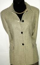 Women's button closure wool coat - Anne Klein 2 - $36.25