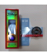 Titleist Golf Ball Premium Marker 2019 ProV1 ProV1x Campaign Ball set - $58.41