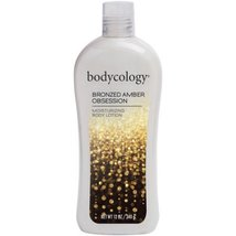 Bodycology Bronzed Amber Obsession Moisturizing Body Lotion, 12 oz - $15.00