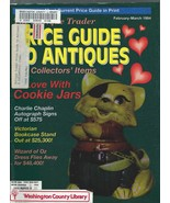 11 Issues ANTIQUE TRADER PRICE GUIDE TO ANTIQUES-FEB-DEC 1994;REFERENCE;... - $59.99