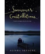 Summer Constellations by Alisha Sevigny 2018 Drama Hardcover - $11.99