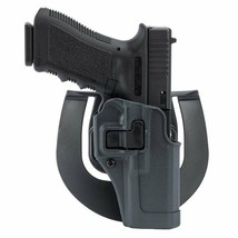 BlackHawk SERPA CQC Sportster Paddle Holster – Gray, Right Draw – fits S... - $34.95