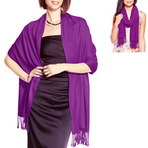 New INC International Concepts Smooth Satiny Pashmina Wrap Women's Scarf... - €7,16 EUR