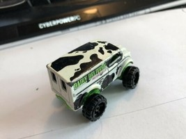 Hot Wheels 2012 New Models - MONSTER DAIRY DELIVERY Die-Cast Car by Mattel - $14.80
