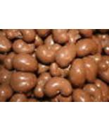 MILK CHOCOLATE CASHEWS, 1LB - $15.68